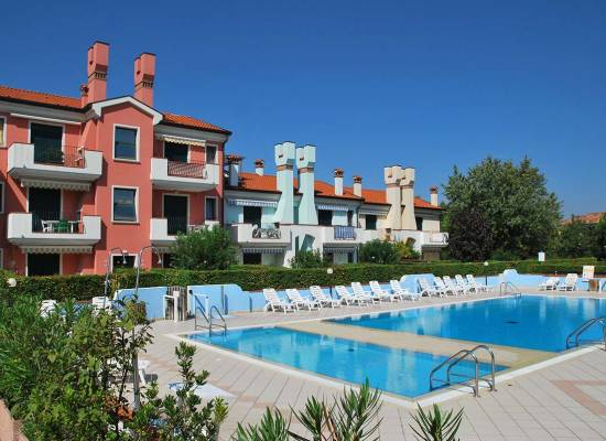 Appartamento in vendita Cavallino Treporti - Apartments for sale with 2 bedrooms 200 meters from the sea